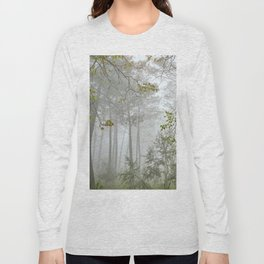 Dream forest. Sierras de Cazorla, Segura y Las Villas Natural Park. Square Long Sleeve T-shirt