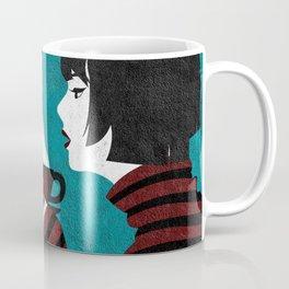 Ghost in Her Coffee Coffee Mug
