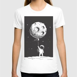 Fly Moon T-Shirt