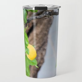 Italian Lemon Tree Travel Mug