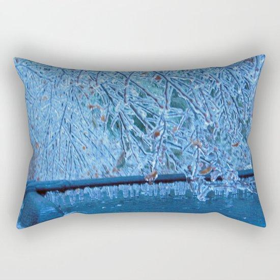 Malibu Icicles Rectangular Pillow