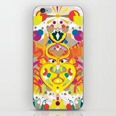 god of Ooor iPhone & iPod Skin
