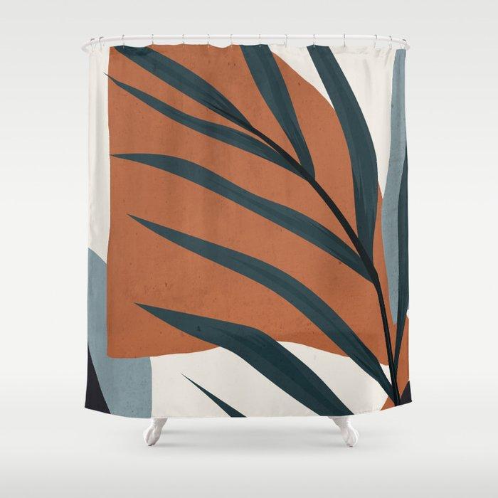 Abstract Art 35 Shower Curtain