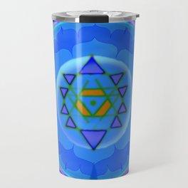 Inner Light Yantra Travel Mug