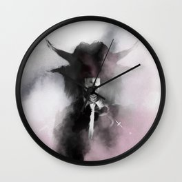 Nosebleed Wall Clock