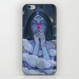 In Threes iPhone Skin