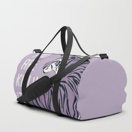 You are killing it 002 Duffle Bag