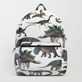 New Dinosaurs pattern Backpack