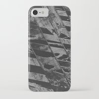 labyrinth iPhone & iPod Cases featuring Labyrinth by Tom Sebert