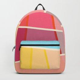 Colorful Design Sunshine Backpack