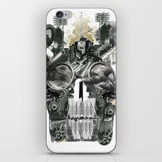 The end is death iPhone & iPod Skin