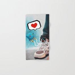sneaker Love Hand & Bath Towel
