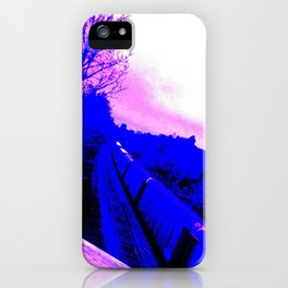 The Train iPhone Case