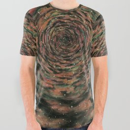 Astral Portal All Over Graphic Tee