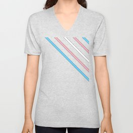 Transcend: On the Rise Unisex V-Neck