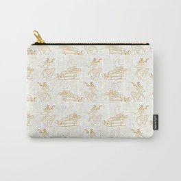 Chistma Eve Carry-All Pouch