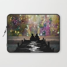 The Universe Was Ours Laptop Sleeve