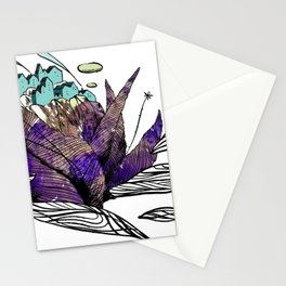 explore (thorns) Stationery Cards