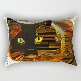 Miss Attitude Rectangular Pillow
