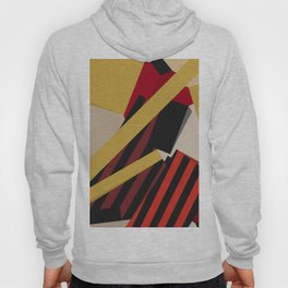 Abstract Composition 475 Hoody