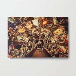 Kaleidascope Metal Print