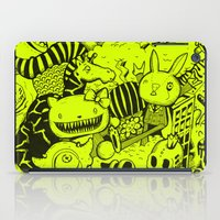 rave iPad Cases featuring Philips Rave by MCART