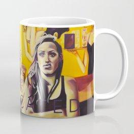 Fabricated by Dustin Joyce. Coffee Mug