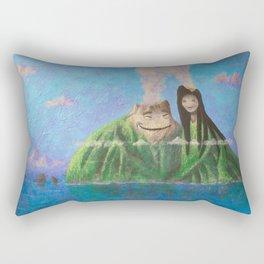I Lava You Rectangular Pillow