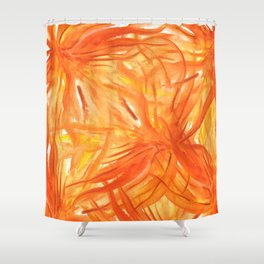Palmeras Shower Curtain