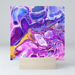 Purple Treasure Mini Art Print