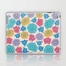 RocoFloral (peach) Laptop & iPad Skin