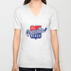 Pool de Hockey Grenville Beach Unisex V-Neck