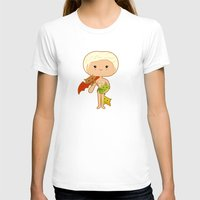 mother of dragons T-shirts featuring Dragons' Mother by Sombras Blancas Art & Design