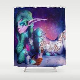 Tyrande Shower Curtain