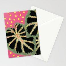 Dotty Pink Stationery Cards