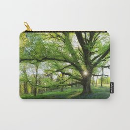 To Swing On The Tree Of Hope Carry-All Pouch