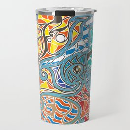 Bright Bear Travel Mug