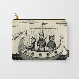 The Harpooners  Carry-All Pouch