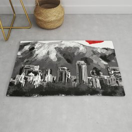 I love Salt Lake City Rug