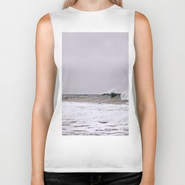The Wave and the Wind Biker Tank