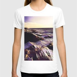Jamestown Lighthouse, Jamestown RI T-shirt