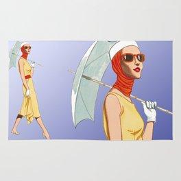 My Umbrella Rug