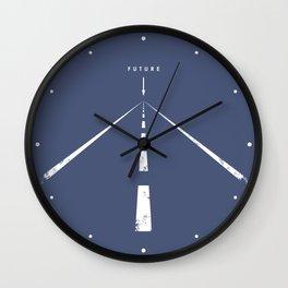 F U T U R E Wall Clock
