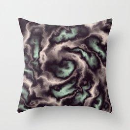 Turbulence in BMAP 01 Throw Pillow