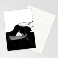 Rowing to you Stationery Cards