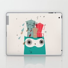 Owl Aloud Laptop & iPad Skin