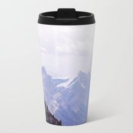 Purple and Pines Travel Mug