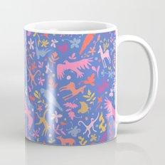 Frid Menagerie in Azul Mug