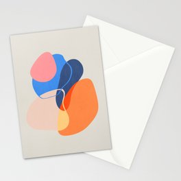 Modern minimal forms 38 Stationery Cards