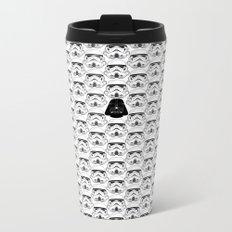 Stormtrooper pattern Metal Travel Mug
